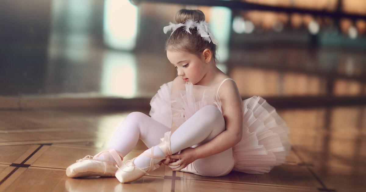美しさと優雅さと。「バレエ」を通して得られる身体面でのメリットとは?